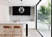 บ้านสวยทันสมัย สไตล์โมเดิร์น แต่งแบบ minimal สวย เฉียบ
