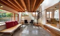 บ้านเก่าโครงการปรับปรุง แนวคิดสร้างสรรค์เป็นมิตรกับสิ่งแวดล้อม
