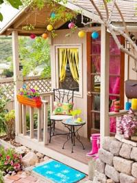 จัดสวนหลังบ้านด้วยสีสันสดใสสดชื่นแจ่มใส ในสไตล์คุณ